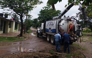 Agua en Villavicencio