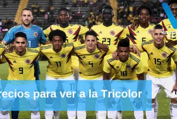Conozca los precios de boletería para el partido Colombia Vs Panamá en Bogotá