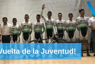 Con 228 ciclistas empieza desde hoy la Vuelta de la Juventud 2019